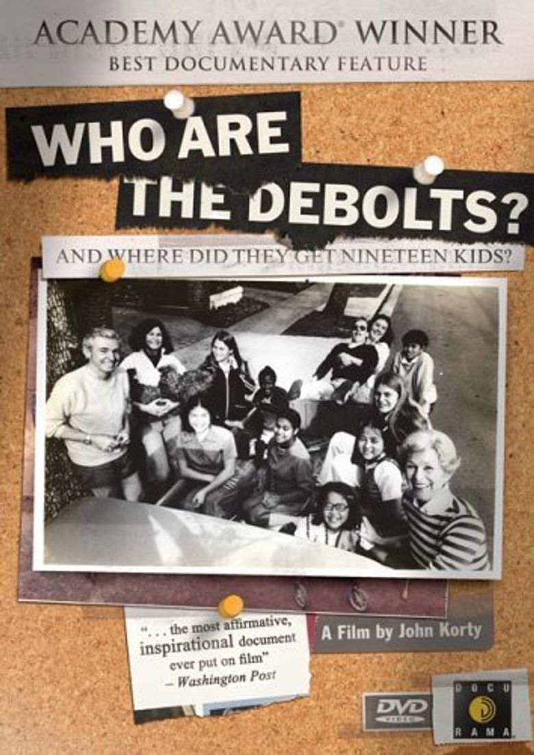 Who Are the DeBolts? Poster