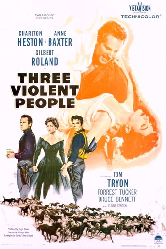 Watch Three Violent People