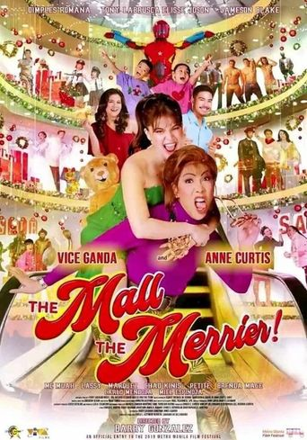 M&M: The Mall, The Merrier Poster