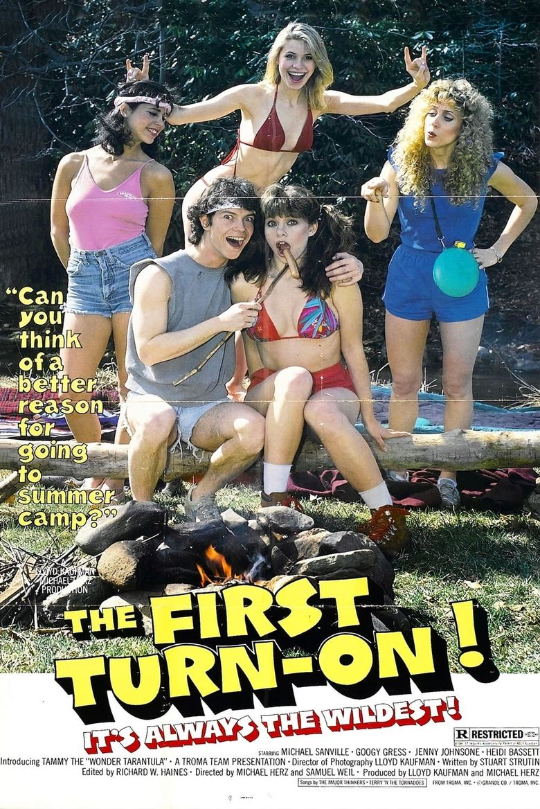 The First Turn-On! Poster