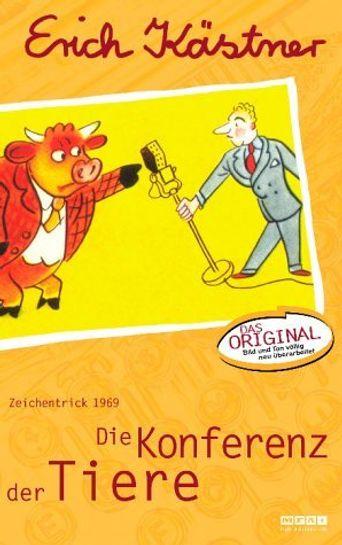 Die Konferenz der Tiere Poster