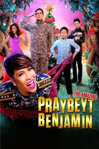 The Amazing Praybeyt Benjamin Poster