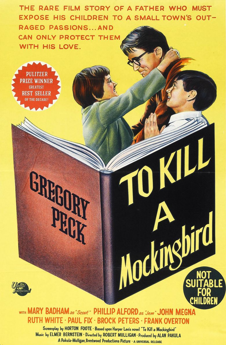 Watch To Kill a Mockingbird