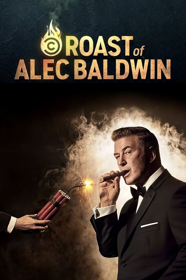 Comedy Central Roast of Alec Baldwin Poster