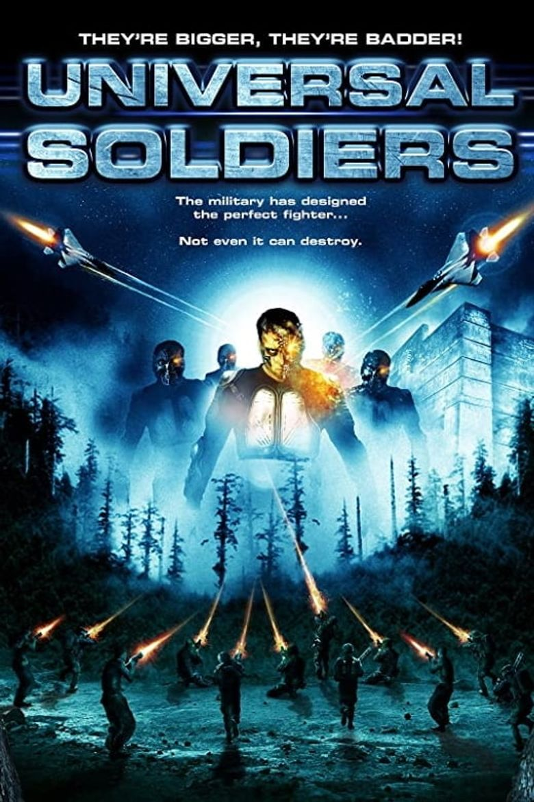 Universal Soldiers Poster