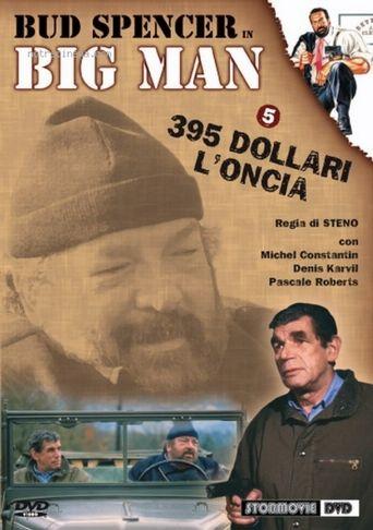 Big Man: Let the Buried Lie Poster