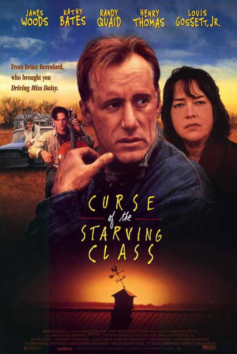 Curse of the Starving Class Poster