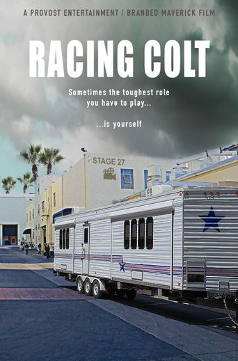 Racing Colt Poster