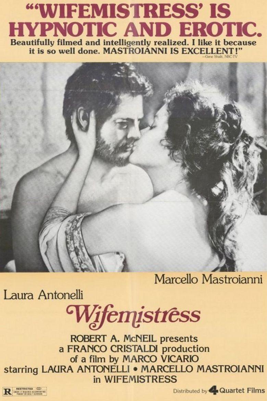 Wifemistress Poster