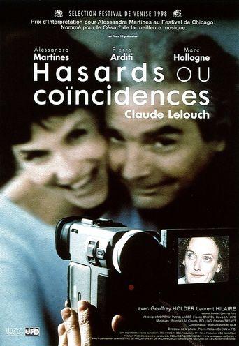 Hasards ou coïncidences Poster