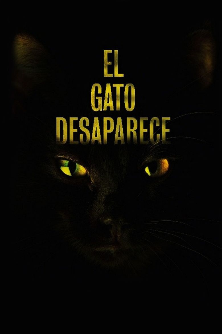 The Cat Vanishes Poster