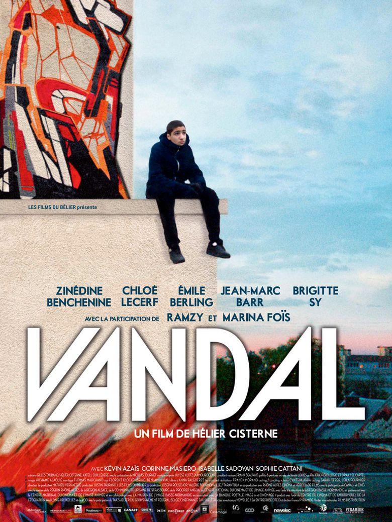 Vandal Poster