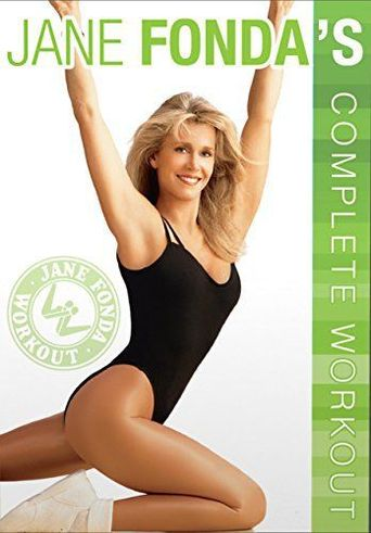 Jane Fonda's Complete Workout Poster