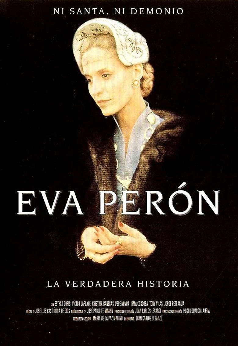 the life and rise to power of eva peron