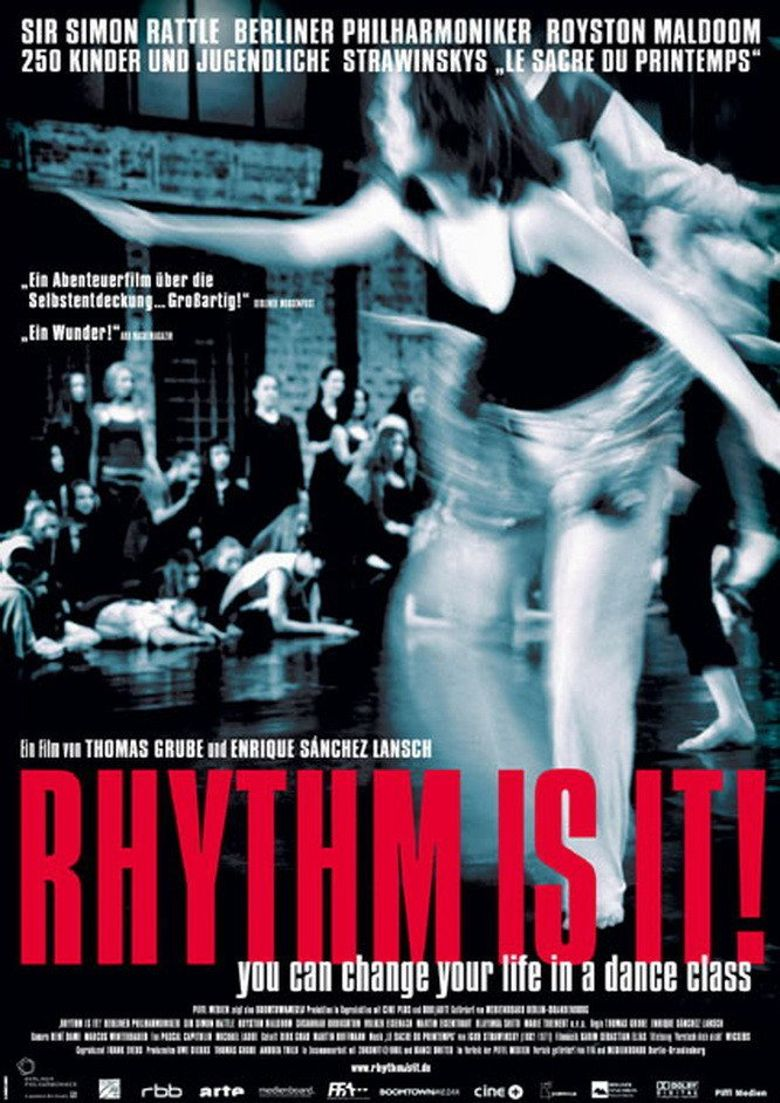 Watch Rhythm is it!
