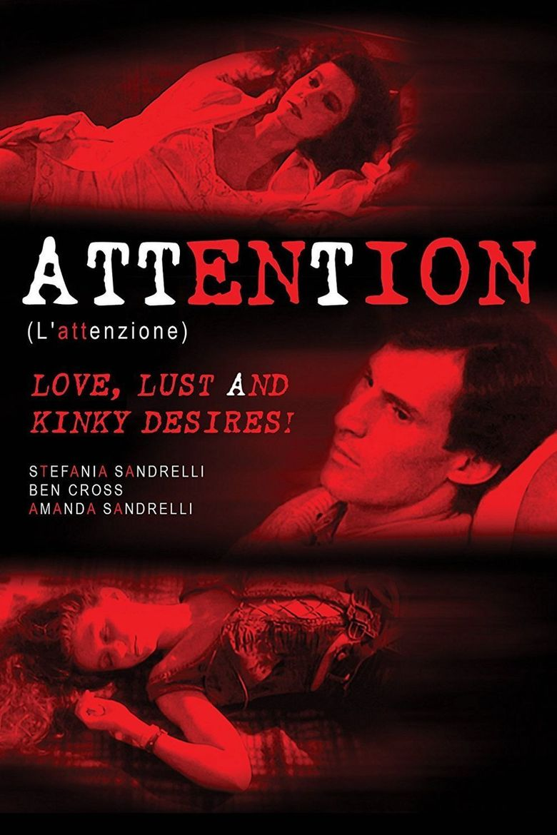 Attention Poster