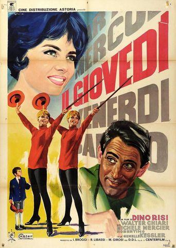 The Thursday Poster