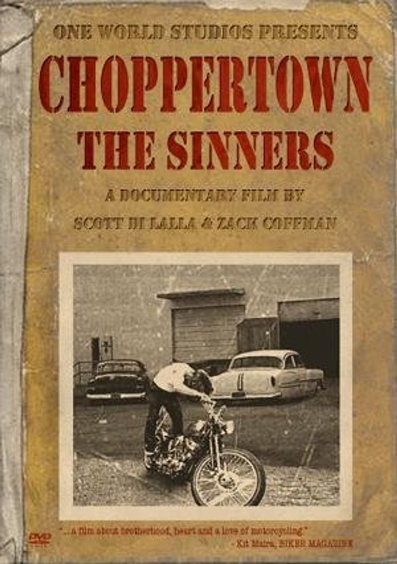Choppertown: The Sinners Poster