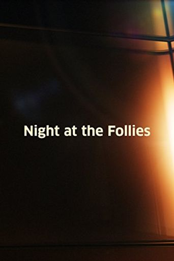 A Night at the Follies Poster