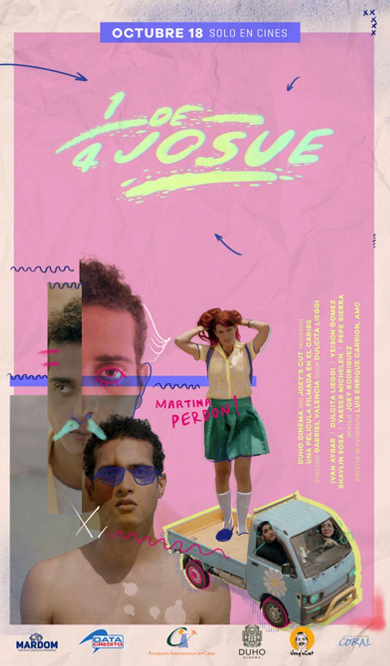 Un 4to. de Josué Poster