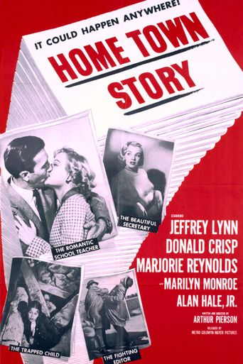 Home Town Story Poster