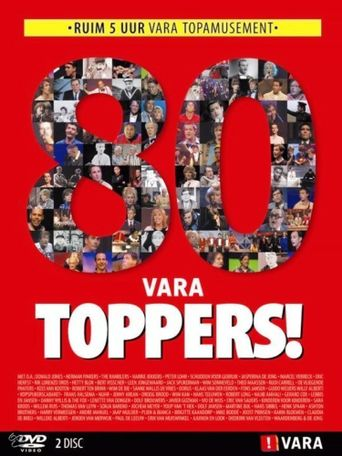 80 VARA Toppers! Poster