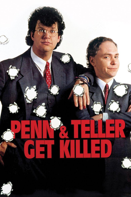 Penn & Teller Get Killed Poster