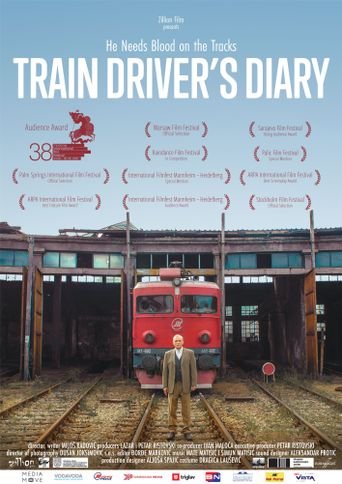 Train Driver's Diary Poster