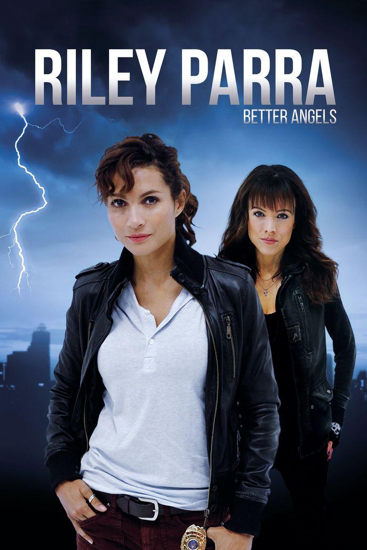 Riley Parra: Better Angels Poster