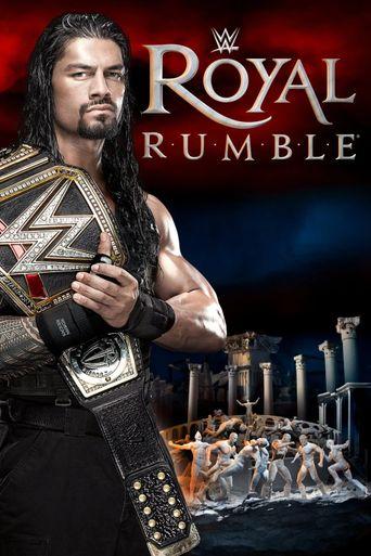 WWE Royal Rumble 2016 Poster