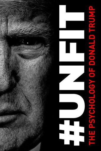#UNFIT: The Psychology of Donald Trump Poster