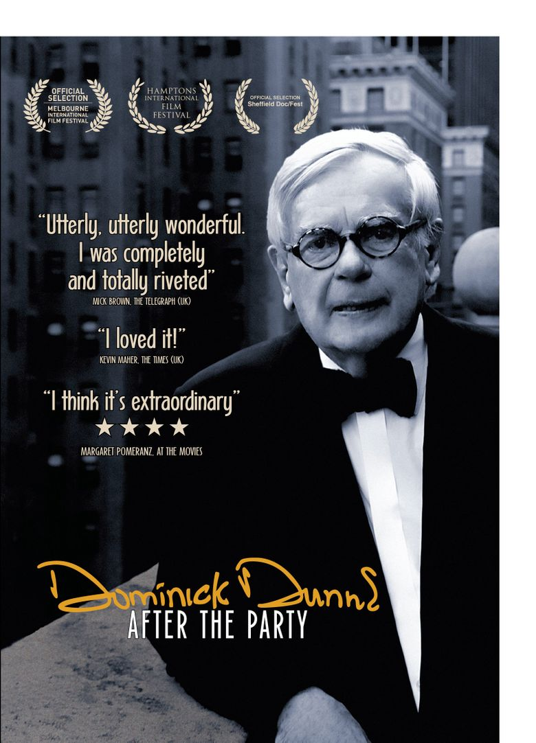 Dominick Dunne: After the Party Poster