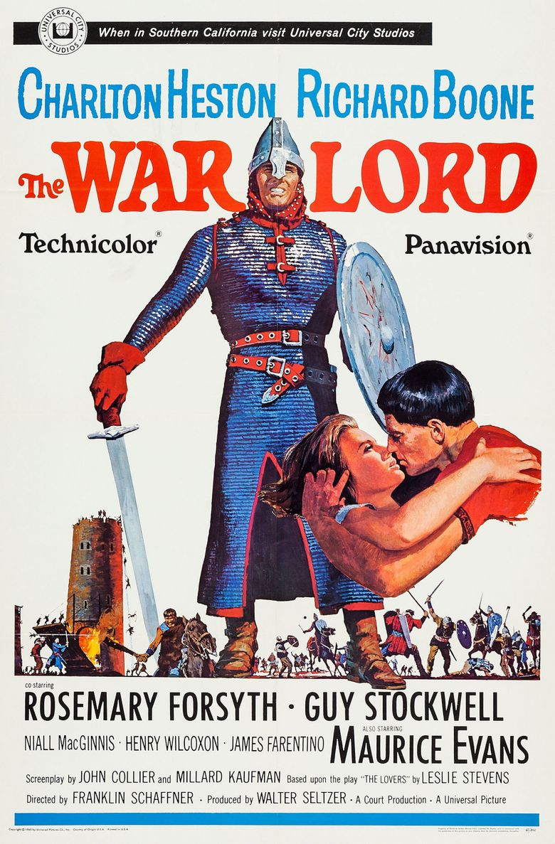 The War Lord Poster