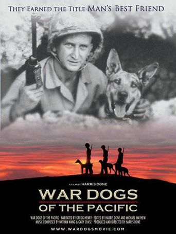 War Dogs of the Pacific Poster