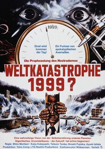 Prophecies of Nostradamus Poster