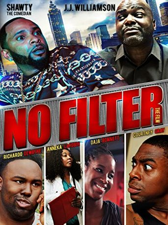 No Filter the Film Poster