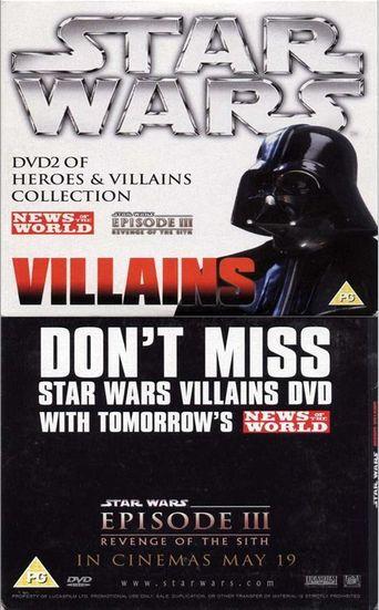 Star Wars: Heroes & Villains Poster
