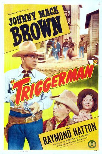 Triggerman Poster