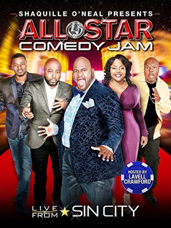 Shaquille O'Neal Presents: All Star Comedy Jam: Live From Sin City Poster
