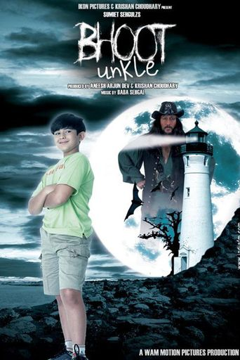 Bhoot Unkle Poster