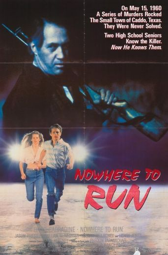 Nowhere to Run Poster