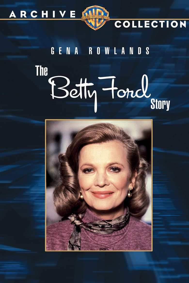 The Betty Ford Story Poster