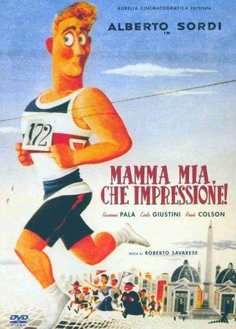 Mamma mia, che impressione! Poster
