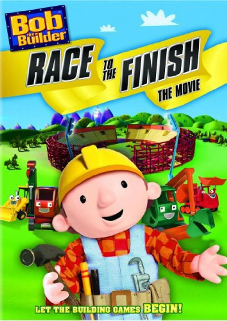 Bob the Builder - Race to the Finish Poster