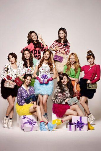 Girls Generation SNSD Christmas Poster