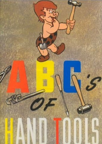 The ABC of Hand Tools Poster