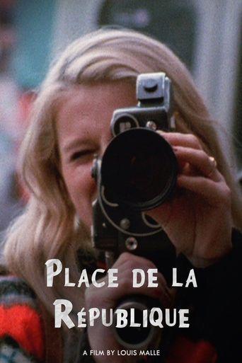 Place de la République Poster