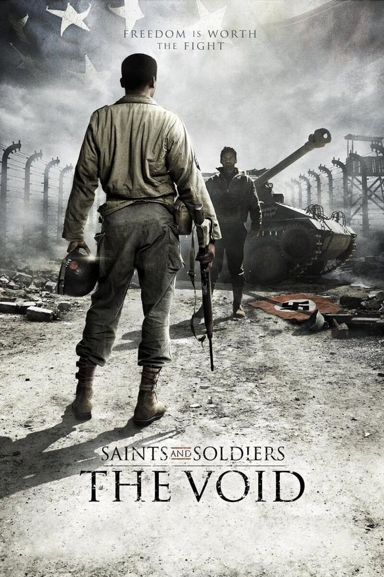 Saints and Soldiers: The Void Poster