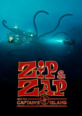 Zip & Zap and the Captain's Island Poster