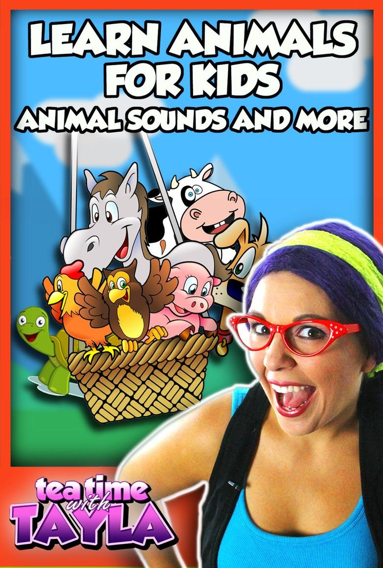 Learn Animals for Kids - Animal Sounds and More Poster